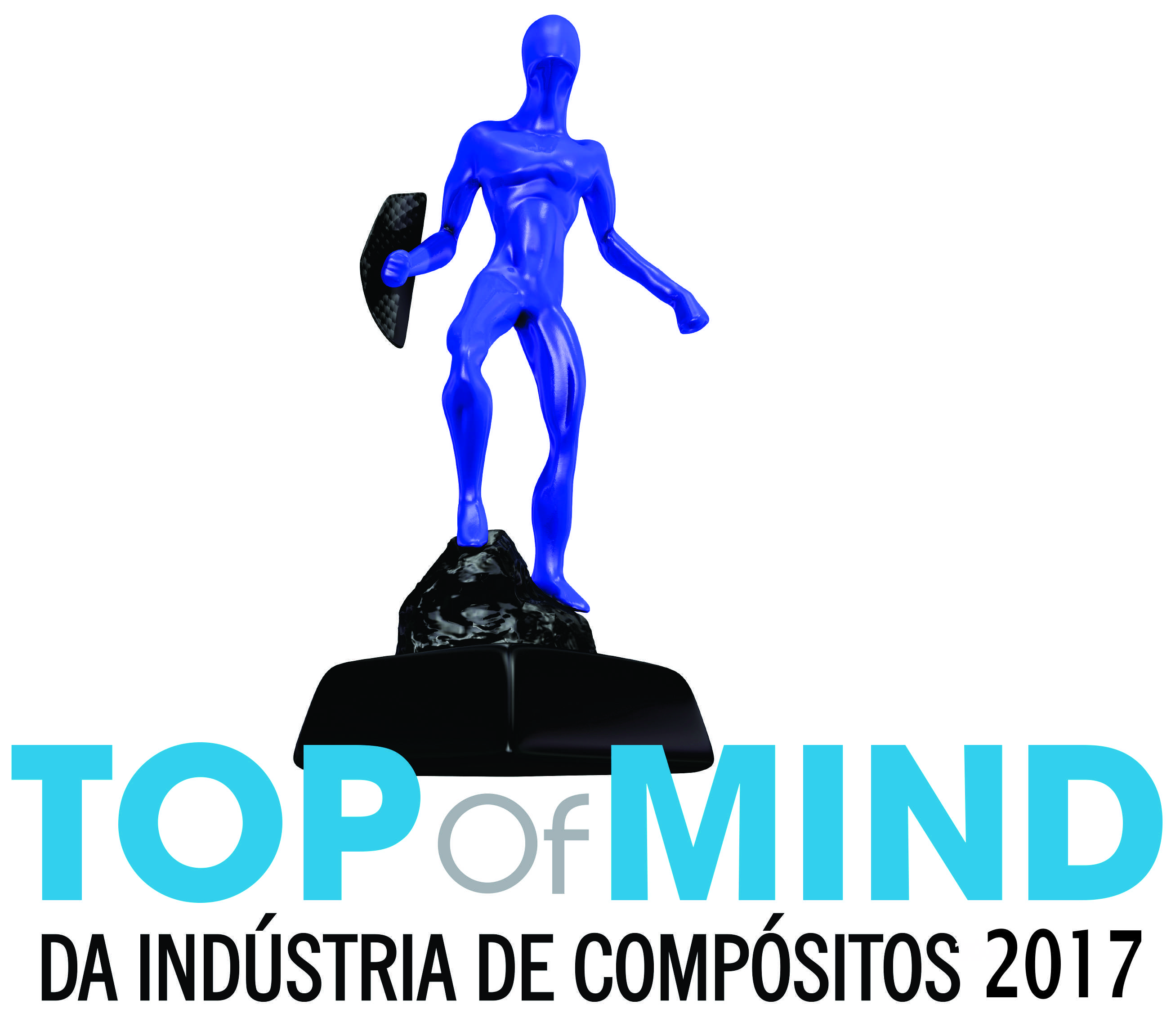 No dia 25/09, a Destaque Business Research dará início à pesquisa que apontará os vencedores do Top of Mind da Indústria de Compósitos 2017